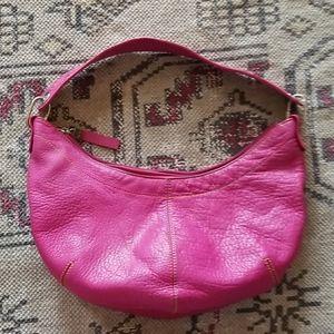 The Sak pink hobo